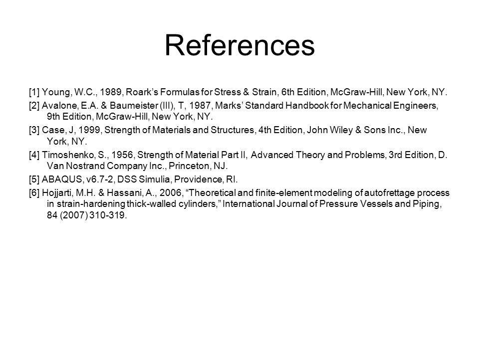 roark formulas for stress and strain 4th edition pdf